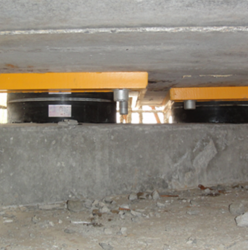 隔震的加固技术有哪些特点?工程加固公司为您介绍