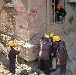 地基加固施工