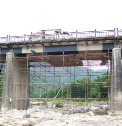 兰州桥梁加固