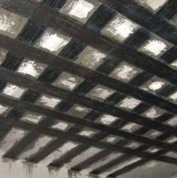 碳纤维加固工序